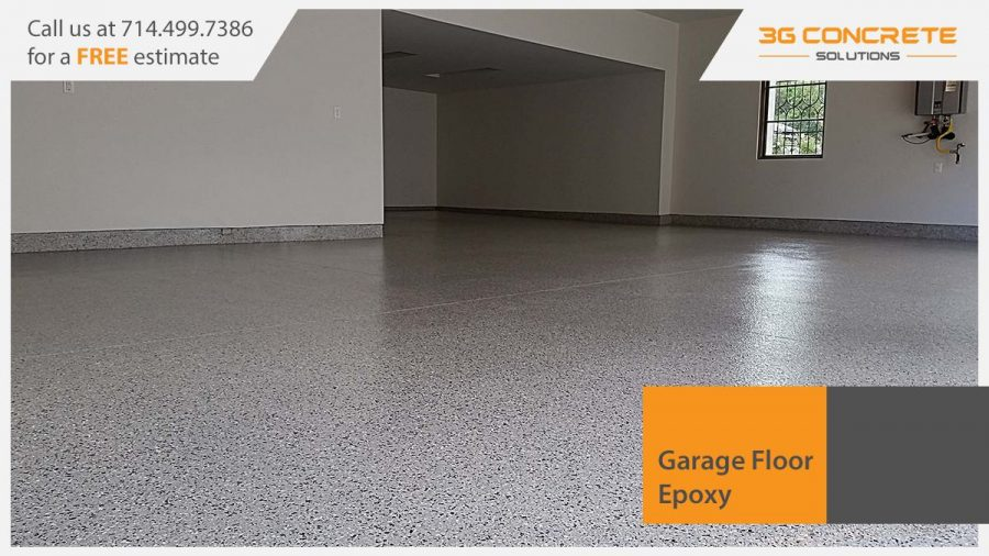Epoxy Garage Flooring in Orange County