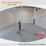 5-Star Rated Epoxy Floor Coatings