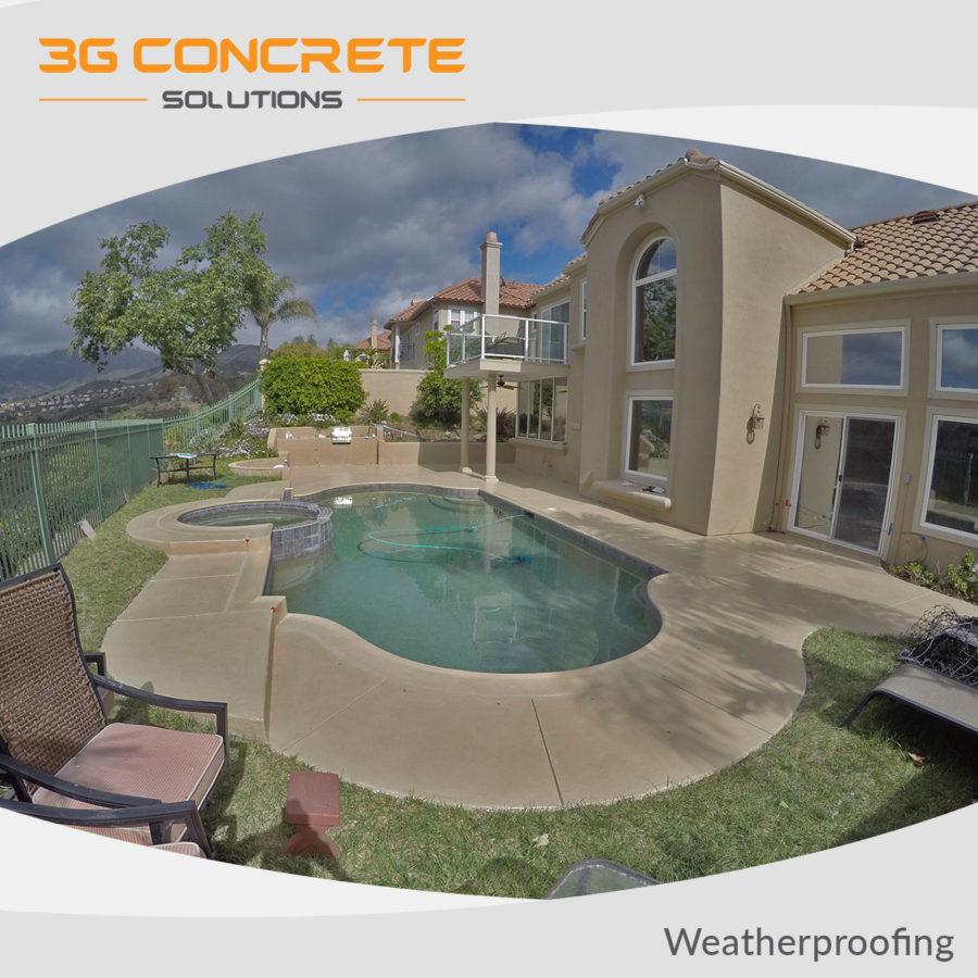 FB- Concrete Weatherproofing in Orange County 2