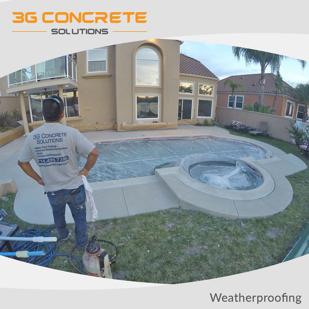 FB- Concrete Weatherproofing in Orange County