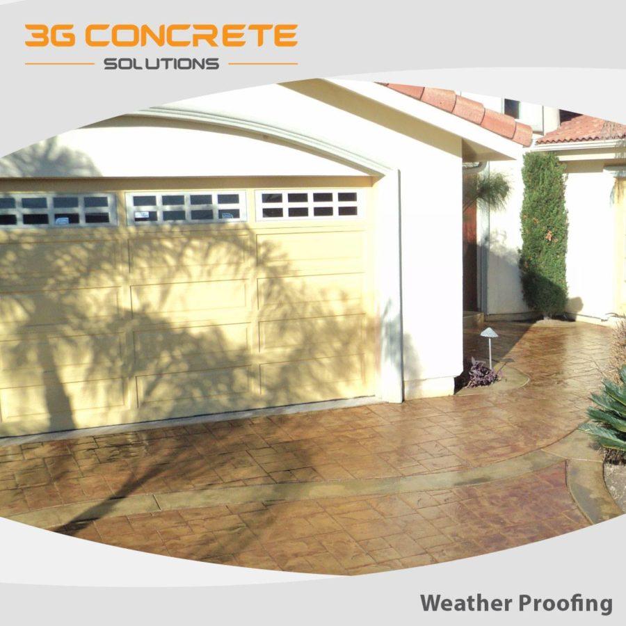 Concrete Slab installation in Orange County
