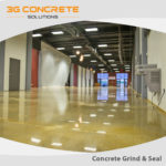 Concrete Grind And Seal